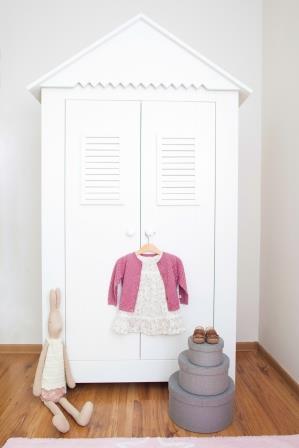 Pastelowy pokój dla dziecka