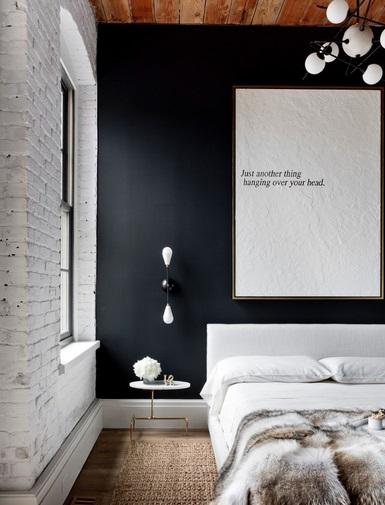 Kolor ścian dosypialni - jaki będzie najlepszy? fot.: Tamara Magel Studio