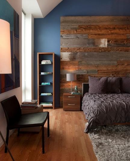 Kolor ścian dosypialni - jaki będzie najlepszy? fot.: Groundswell Design Group, LLC