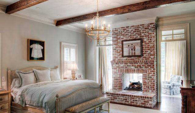 Kolor ścian do sypialni - jaki będzie najlepszy? fot.: Gabriel Builders Inc.