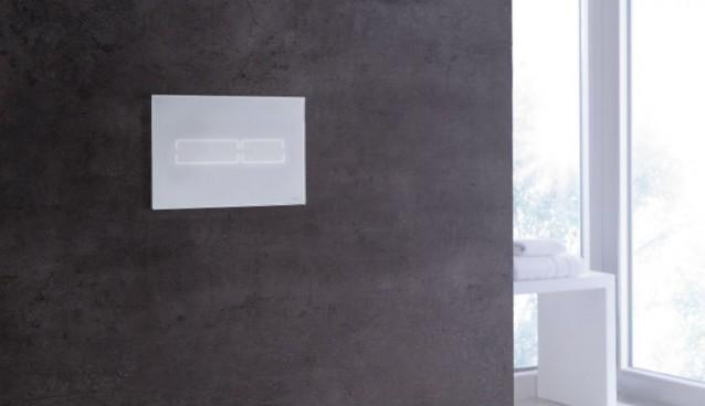 TECElux przycisk spłukujący z czujnikiem ruchu