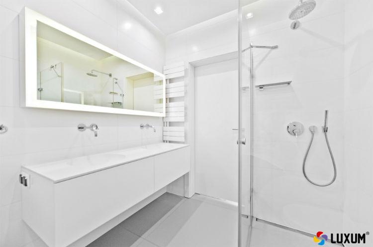 Co nowego wnowoczesnych aranżacjach łazienki