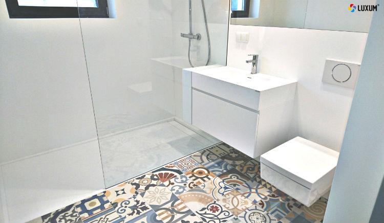 Jak nowocześnie zaaranżować łazienkę