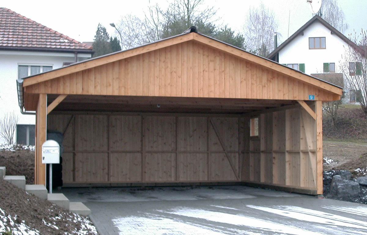 Wiaty drewniane, jako wielofunkcyjne rozwiązanie 1