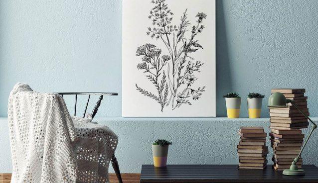 Miłość od pierwszego spojrzenia, czyli obrazy z naturą na Twojej ścianie