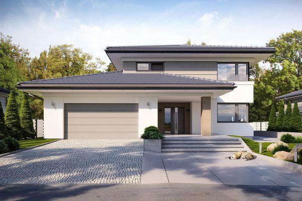 Jak wydzielić strefy w domu jednorodzinnym?