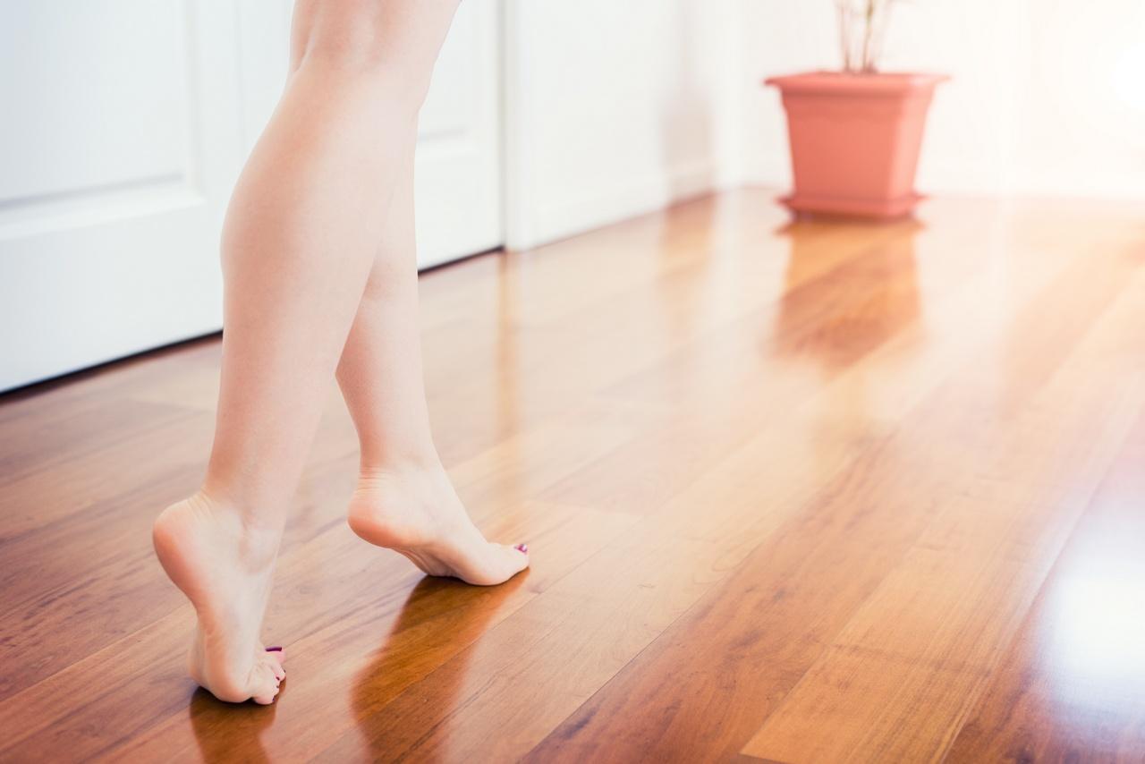 pielęgnacja podłogi